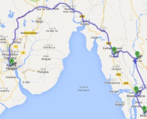 Myanmar 2014
