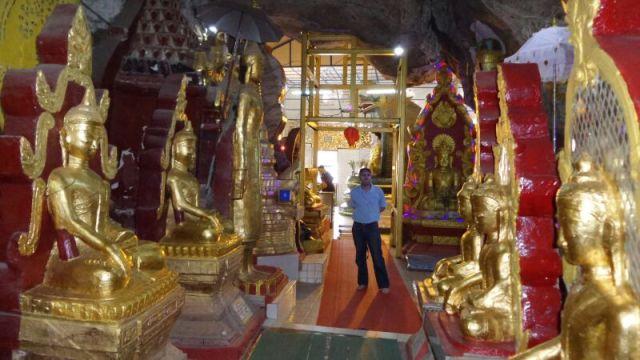 15.01.2015 - ergänzende Bilder zur Shwe U Min Pagode