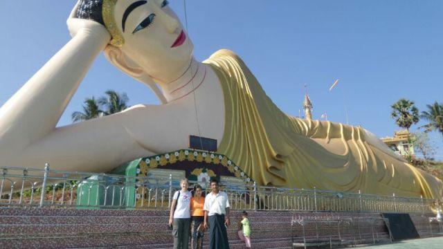 24.01.2015 - Nan Taw Pagode